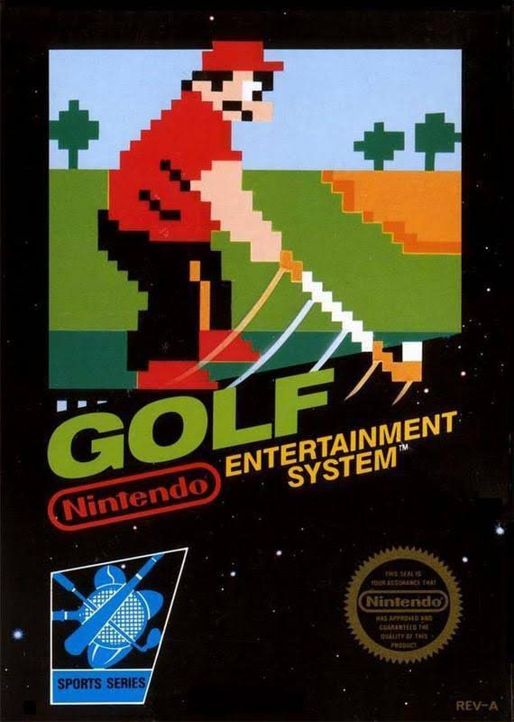 Golf - Nintendo Entertainment System