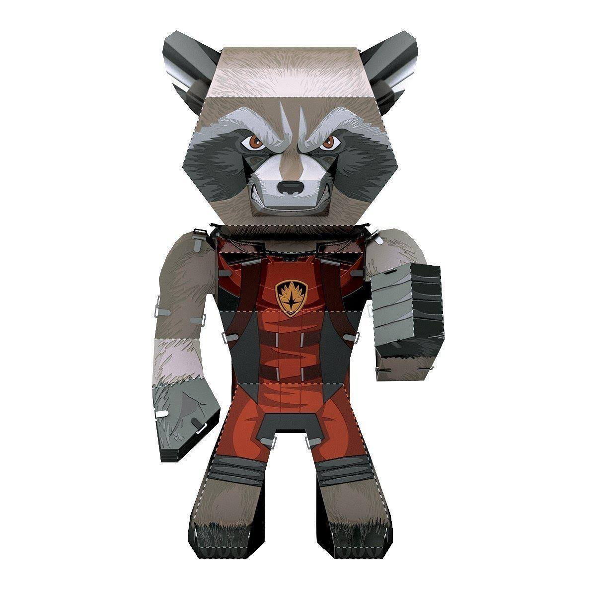 Metal Earth Guardians of The Galaxy Rocket