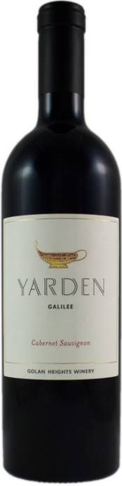 Yarden Cabernet Sauvignon, Galilee (Vintage Varies) - 750 ml bottle