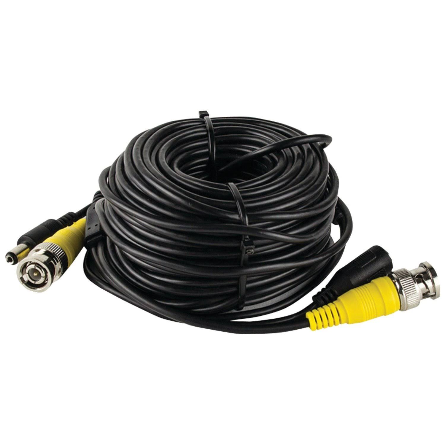 Ethereal SPY-20MBNCDC BNC Video Cable - 12V, 20m