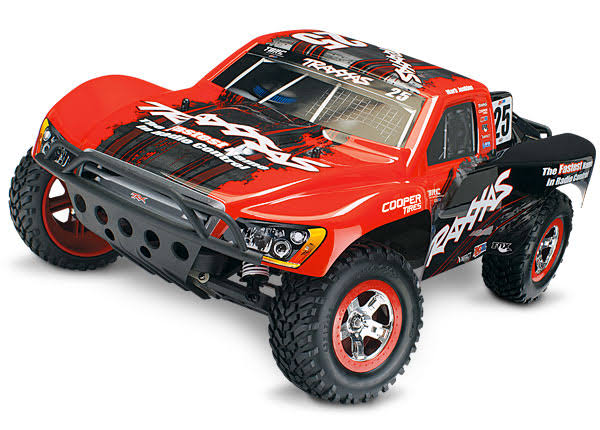 Traxxas 58076-4 Slash VXL Brushless 2WD RTR Remote Control Truck