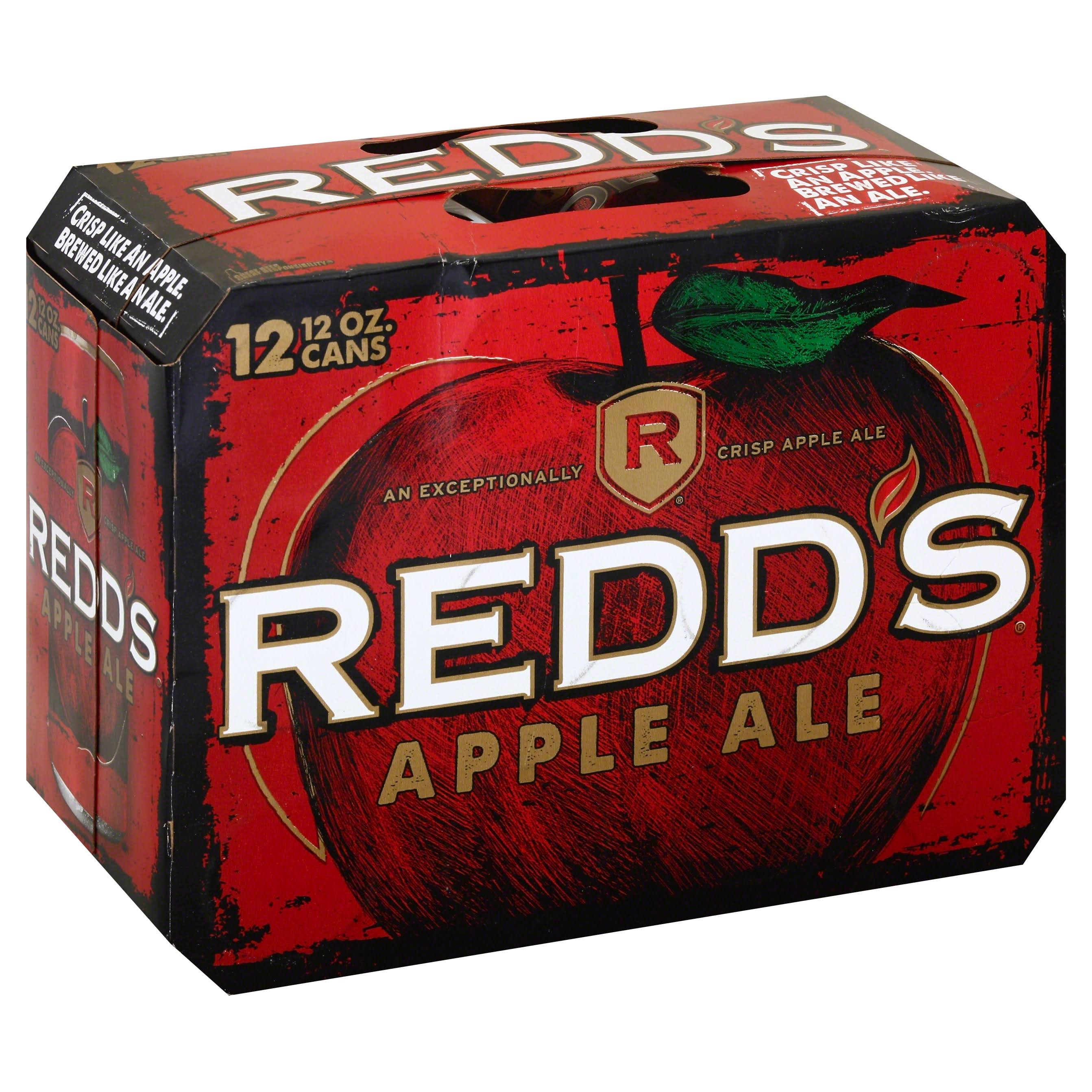 Redd's Apple Ale - 12 Pack