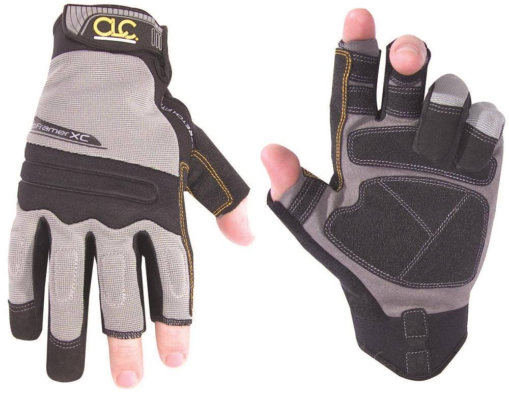 Custom LeatherCraft 140M Pro Framer Glove - Medium