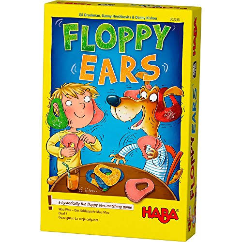 Haba Floppy Ears Board Game