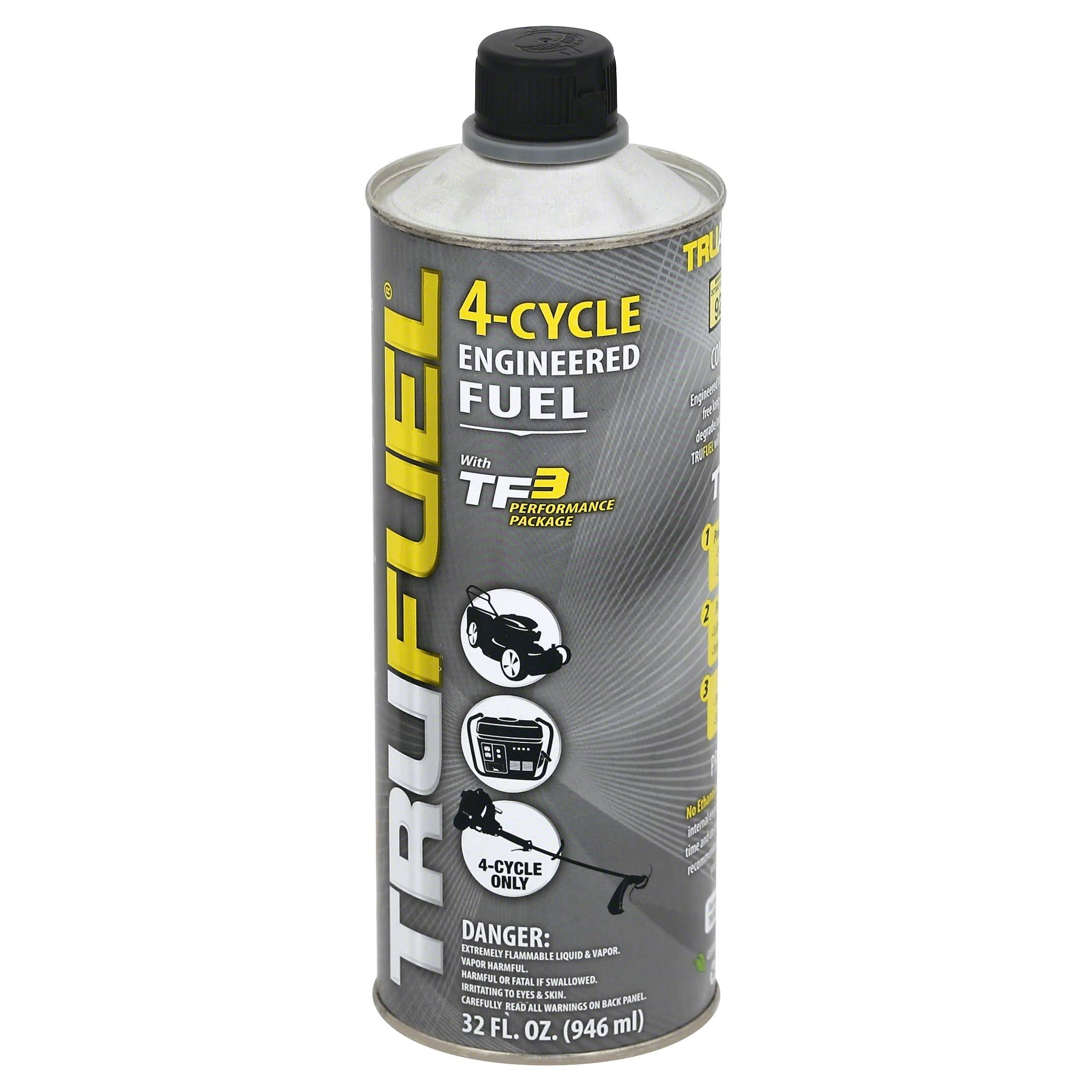 Arnold TruFuel 4-Cycle Ethanol-Free Fuel - 32oz
