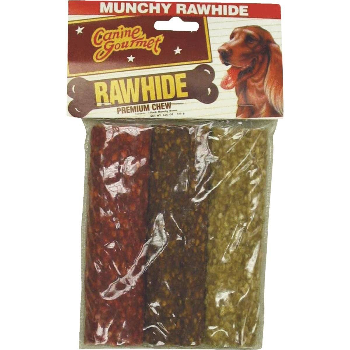 Westminster Pet 03191 Munchy Dog RAWHIDE Chew