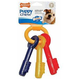 Nylabone Puppy Chew Teething Toy