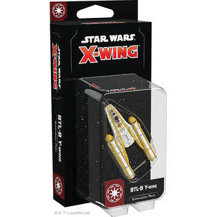 Star Wars X-Wing 2nd Edition: BTL-B Y-Wing Expansion Pack