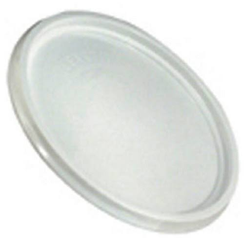 Leaktite Gallon White Plastic Pail Lid