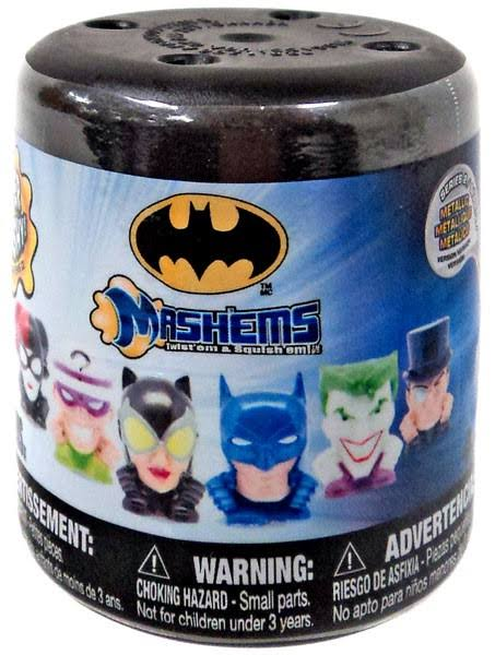 Mashems Batman Blind Capsules Series 2 Action Figure
