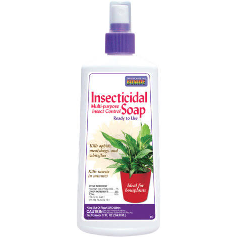 Bonide 112 Ready to Use Insect Insecticide Soap - 12oz