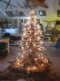 Pine Cone Christmas Trees For Sale antler christmas tree for sale using real antlers to build