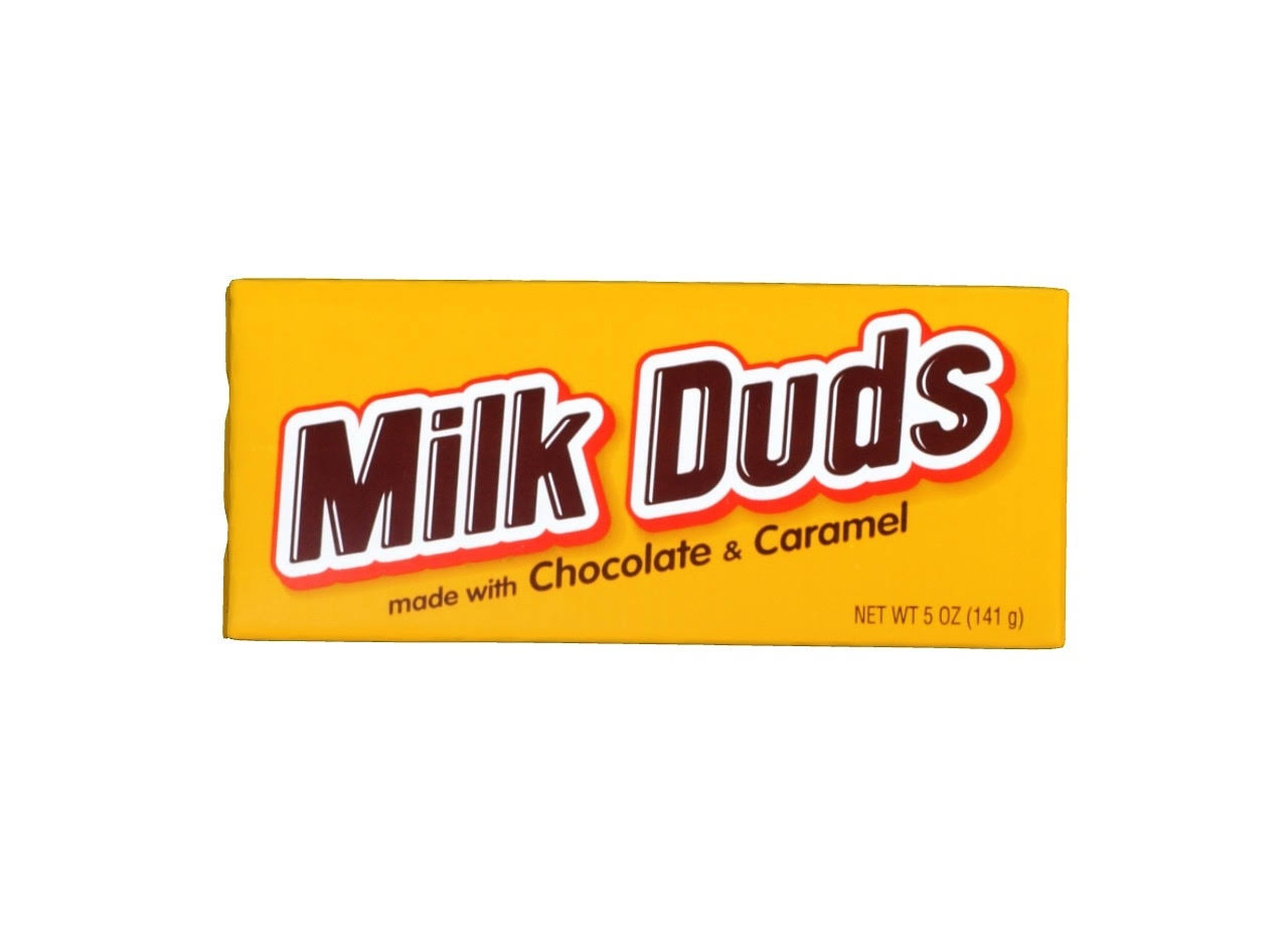 Hershey's Milk Duds - Chocolate and Caramel, 141g