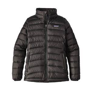 Patagonia Girl's 68233 Down Sweater Jacket - Black, Medium