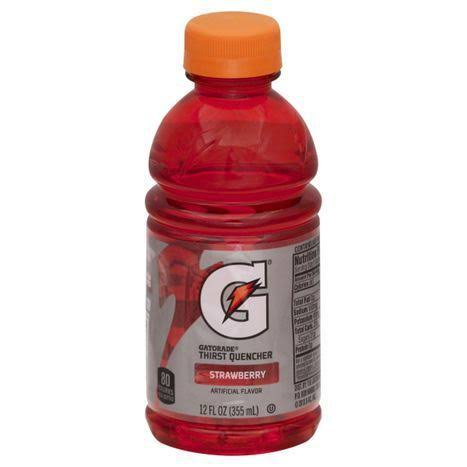 Gatorade Thirst Quencher - Strawberry, 12oz