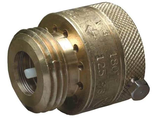 Cash Acme Brass Vacuum Breaker - 3/4""