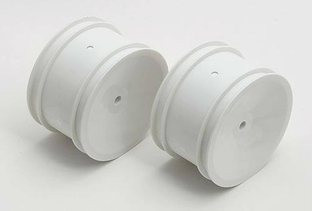 Team Associated 9589 B4/B44 Rear Wheel - White