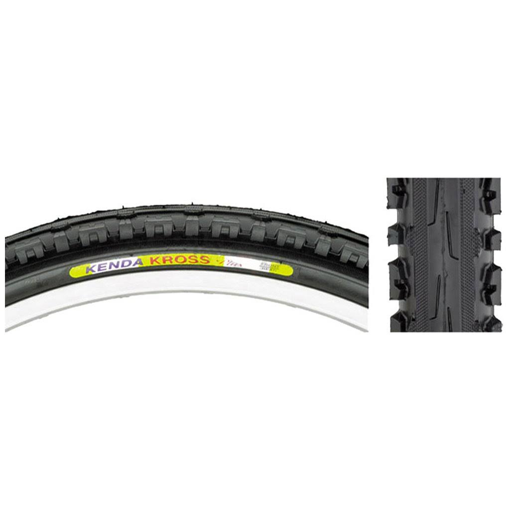 Kenda Kross Plus BW K847 Bike Tire - 26 x 1.95