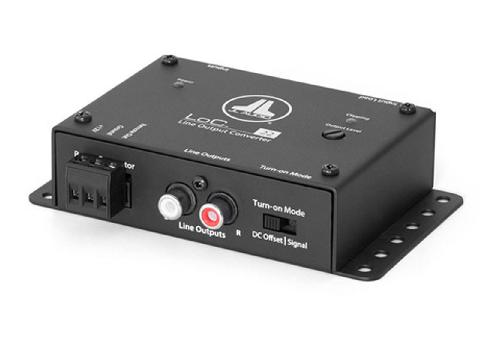 JL Audio Fully Active Speaker Level Converter