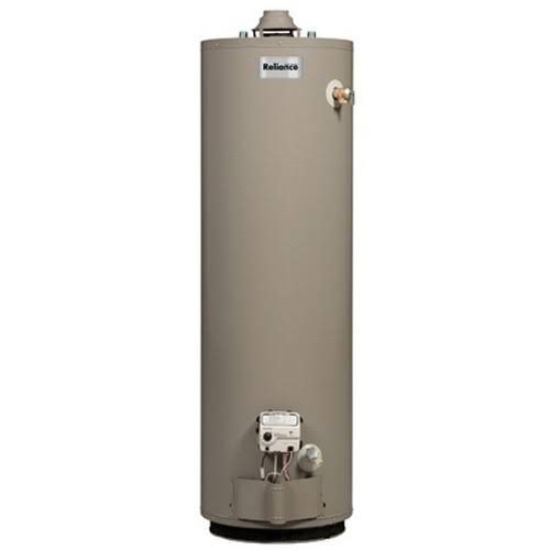 Reliance 35500 Btu Water Heater - 40gal