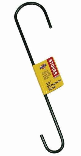 Stokes Select Metal Extension Hook - 12""