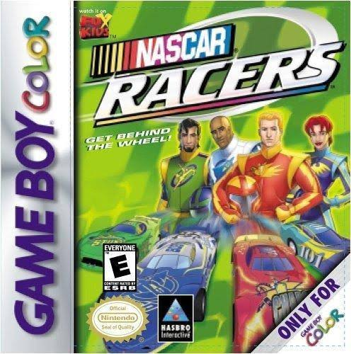 Nascar Racers - Nintendo Game Boy Color