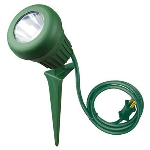 Coleman Cable 0434 LED Stake Light - 2W, Green
