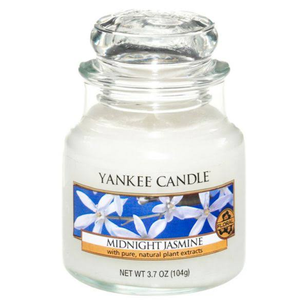 Yankee Candle Jar - Midnight Jasmine, Small