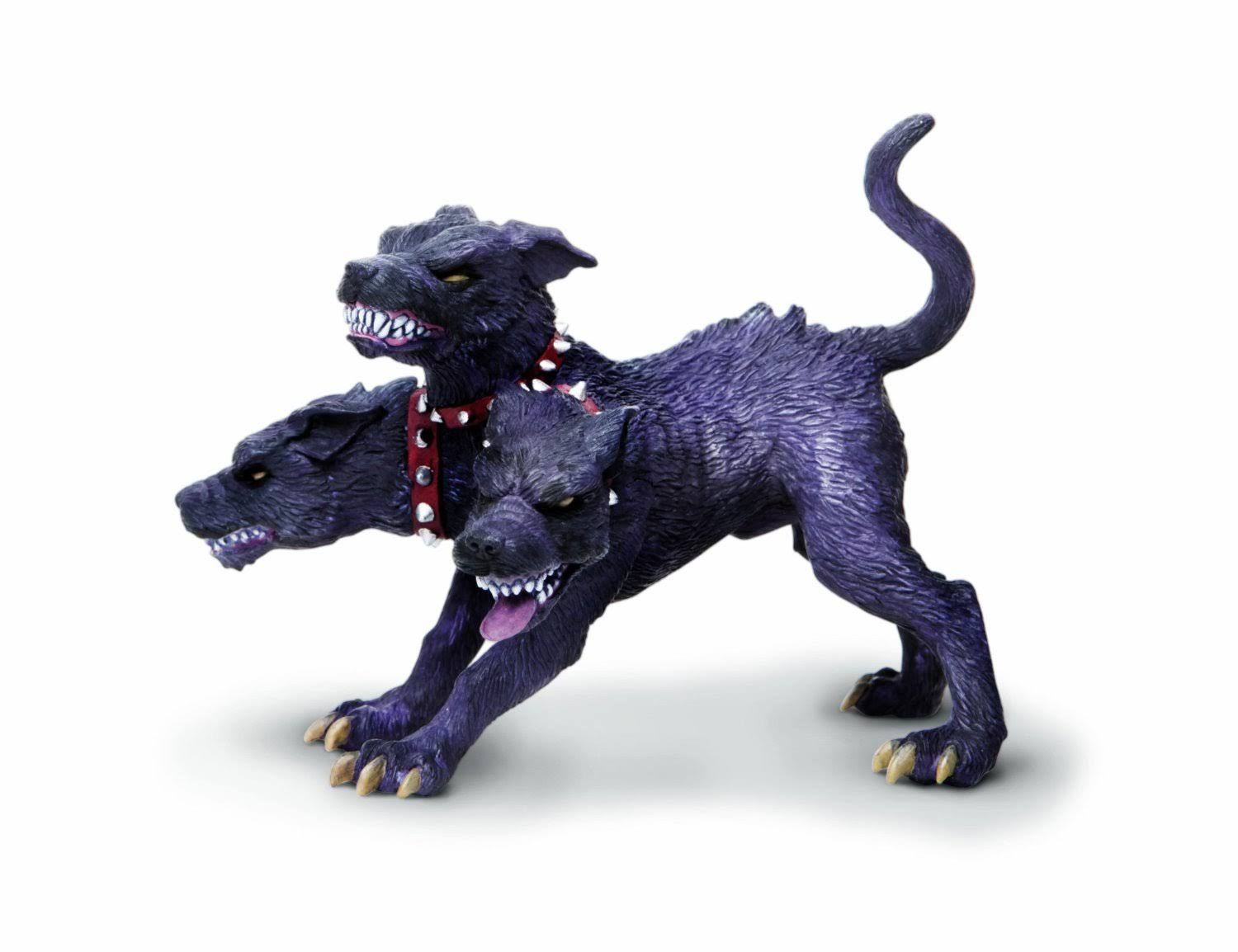 Safari Ltd Mythical Realms Cerberus Collectible Character Action Figure Toys