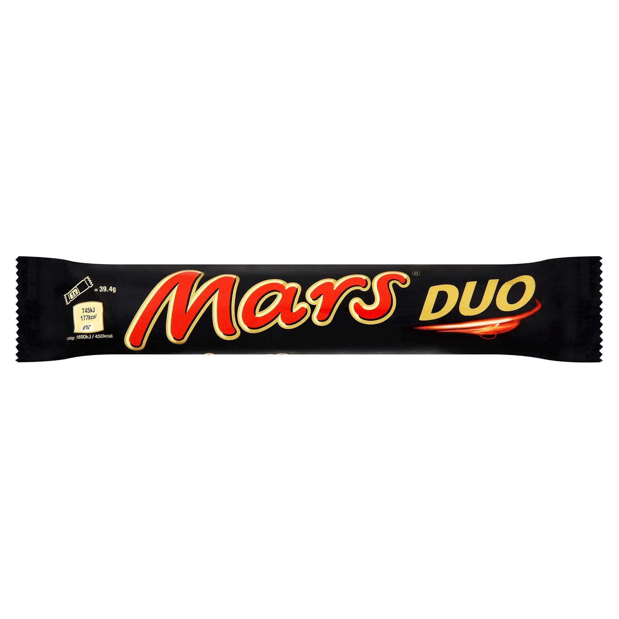Mars Chocolate Duo Bar