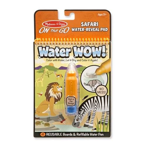 Melissa and Doug Water Wow Safari Water Reveal Pad