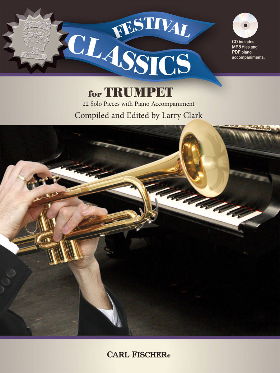 Carl Fischer Festival Classics for Trumpet Book