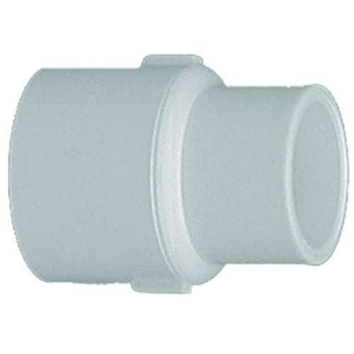 "Genova Products PVC Reducing Coupling - 3/4"" x 1/2"""