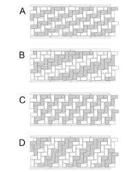 Versailles Tile Pattern Layout by Tile Patterns Bathrooms Pinterest Tile Patterns Herringbone