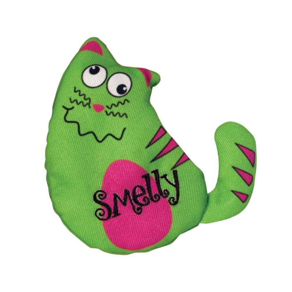 Kong Refillables Purrsonality Smelly Cat Toy