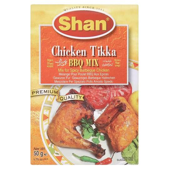 Shan Chicken Tikka BBQ Mix 50g