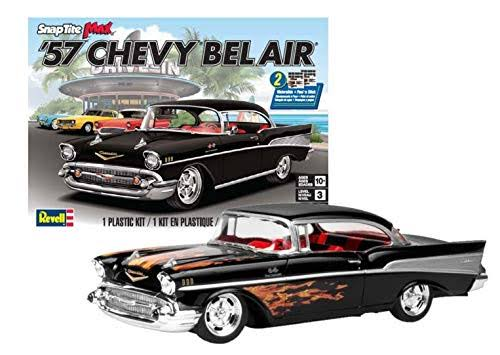 Revell 851529 1/25 57 Chevy Bel Air Snap