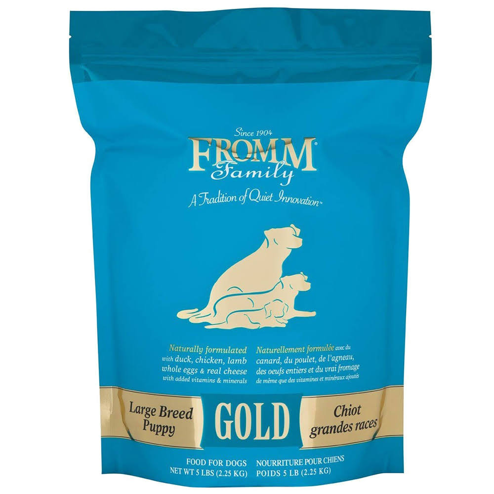 Fromm Gold Puppy Food - Large Breed, 5lbs