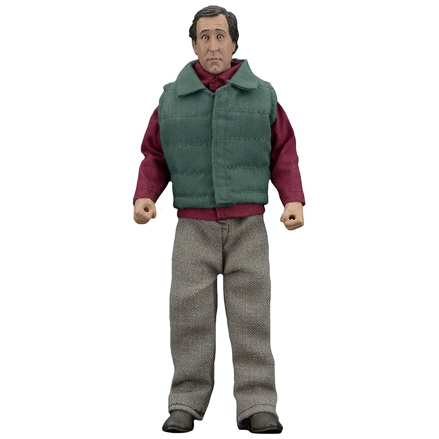 Neca National Lampoon's Christmas Vacation Clothed Action Figure - Chainsaw Clark, 8""