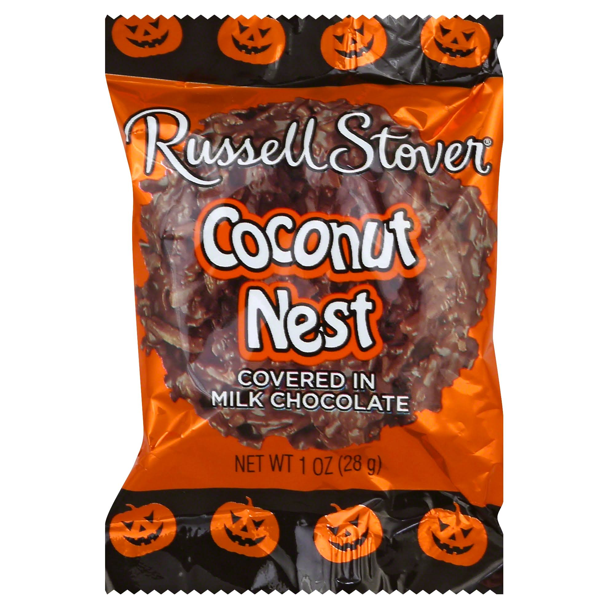 Russell Stover Coconut Nest - 1 oz