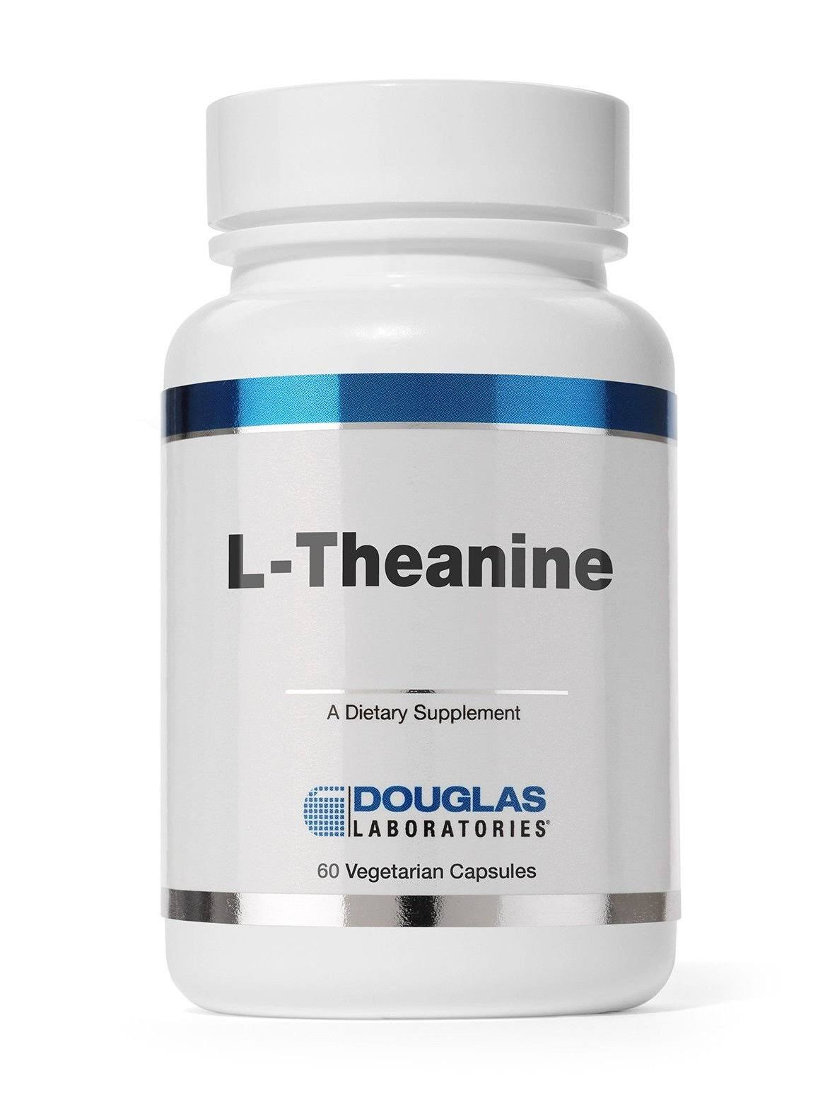 Douglas Laboratories L-Theanine Capsules - x60