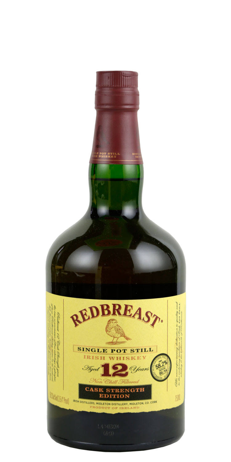 Redbreast Irish Whiskey - 12 Years