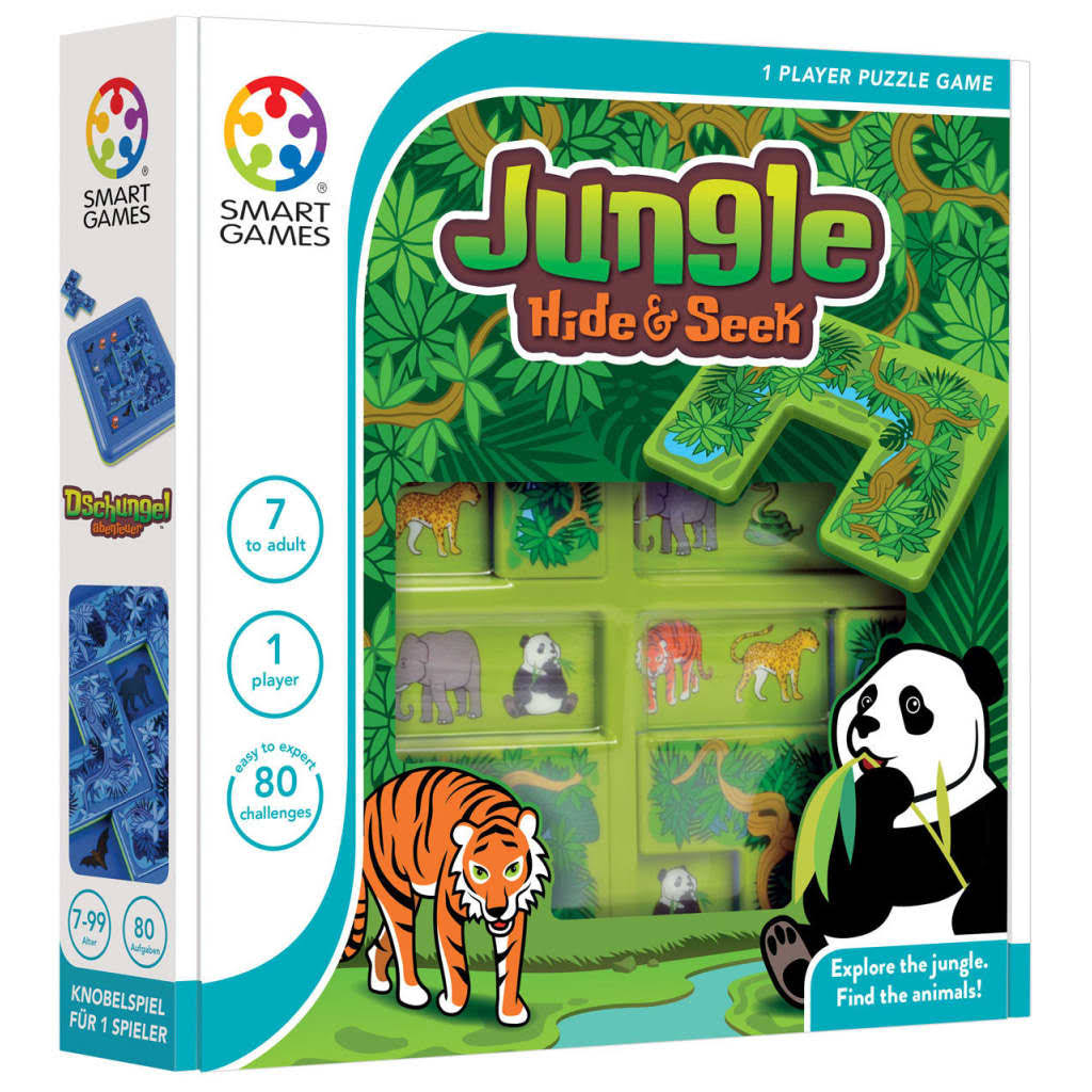 Smart Games Jungle Hide and Seek Game