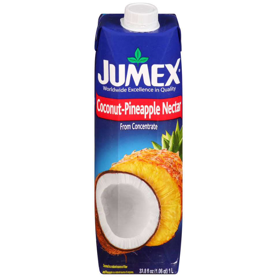 Jumex Coconut - Pineapple Nectar from Concentrate