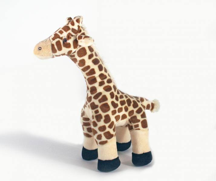 Fluff & Tuff Nelly Giraffe Dog Toy