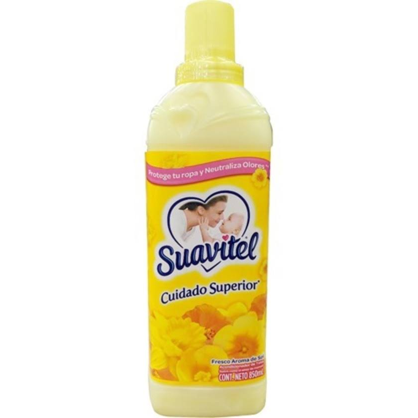 Suavitel Morning Sun Fabric Softener - 850ml