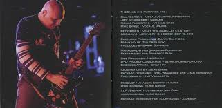 The Smashing Pumpkins Cherub Rock Live by Smashing Pumpkins Oceania Live In Nyc 2013 2cd Dvd