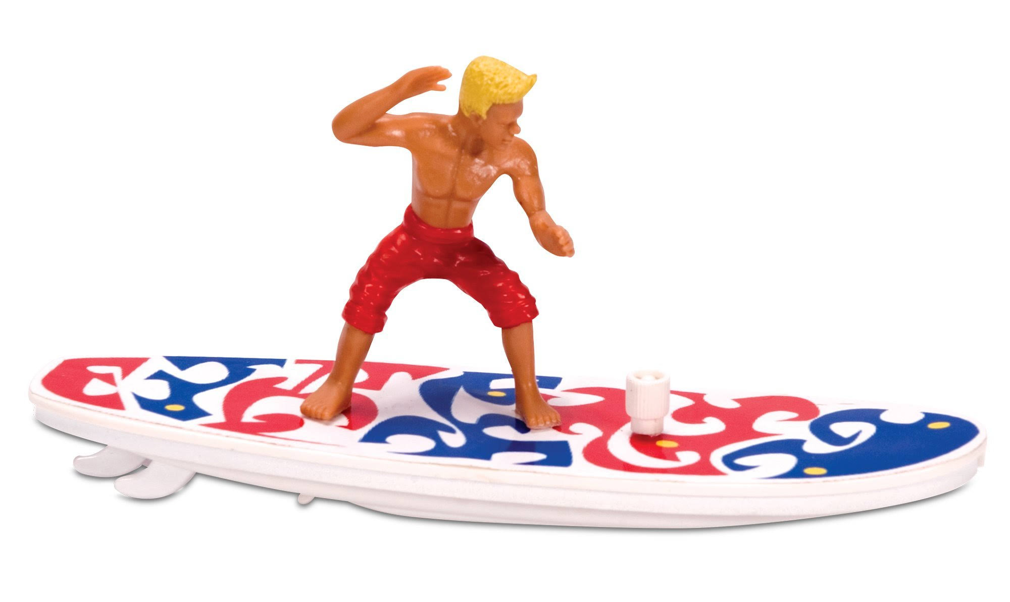 Schylling Wind up Surfer Figure Toy