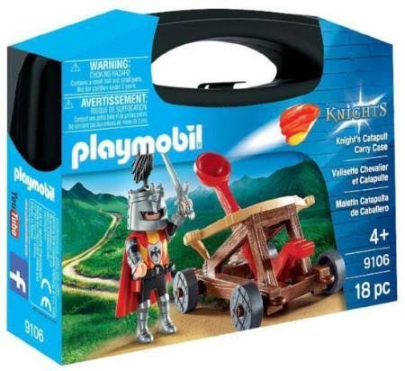 Playmobil Knight's Catapult Play Set