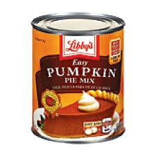 Libbys Pumpkin Pie Spice by Libby U0027s Pumpkin Easy Pumpkin Pie Mix 30oz Pumpkin Pie Pastry